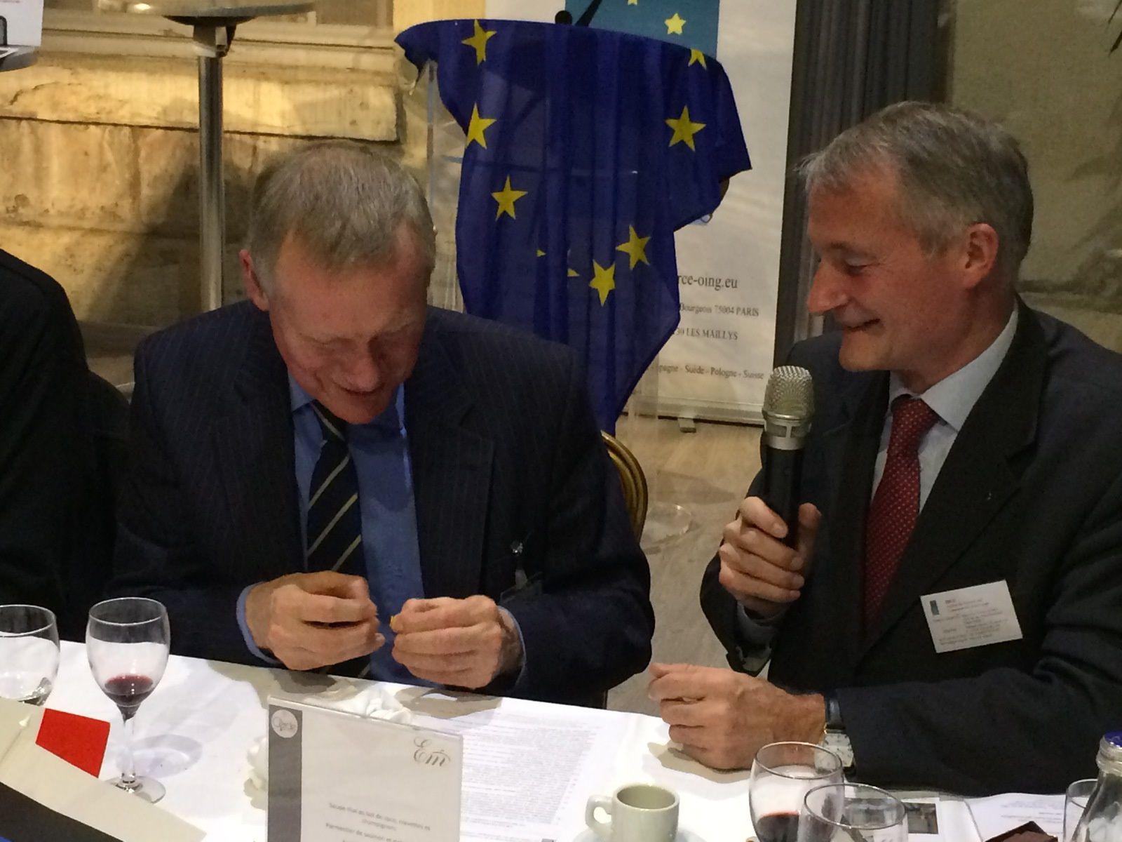 6 FEV - TIM ROWNTREE - «l'OCCAR, un modèle pour les programmes en coopération européens et internationaux» - «OCCAR, a model for european and international cooperation programs»