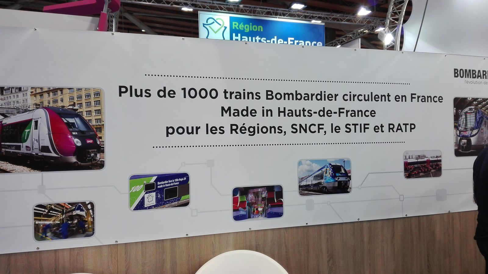 SIFER 2017 - L'EUROPE ET LA DYNAMIQUE DU RAIL
