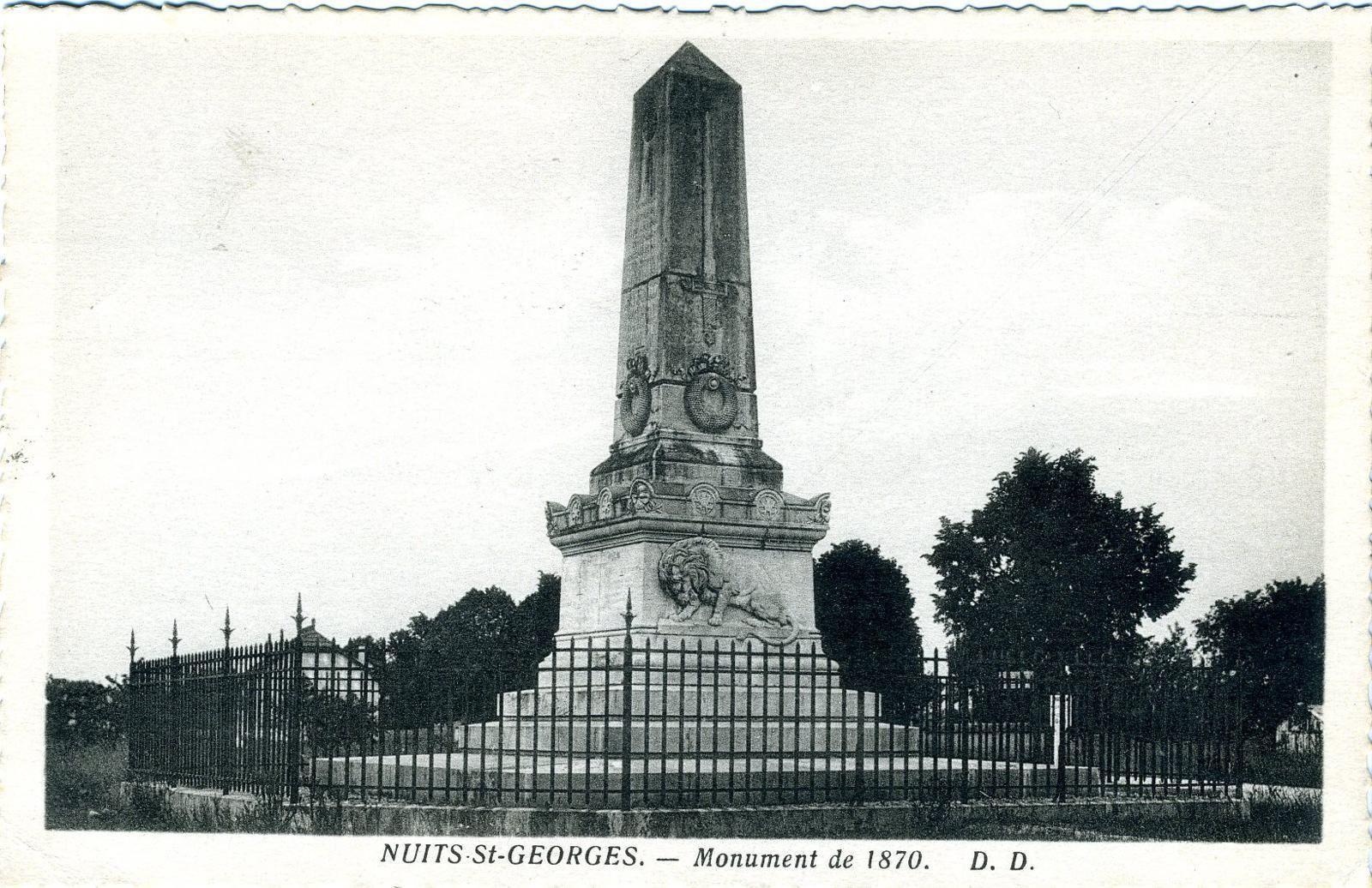 A l'occasion des cérémonies du 11 nov, l'IRCE ravive la mémoire des morts de la guerre de 1870-71