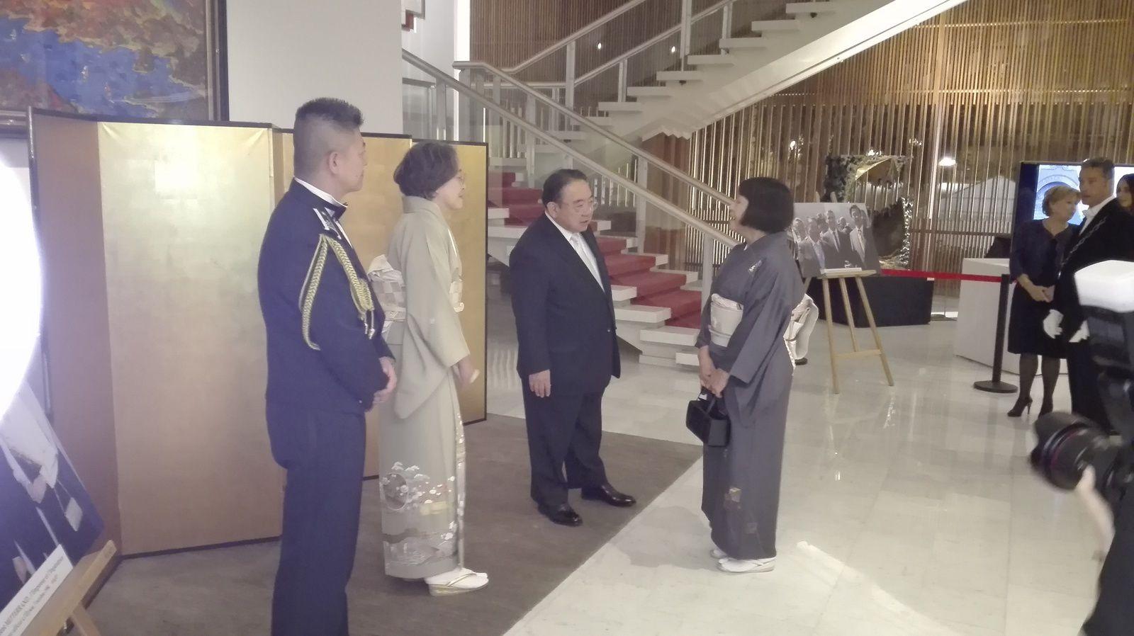 RELATIONS DIPLOMATIQUES ET INTERNATIONALES : JAPON ET BELGIQUE