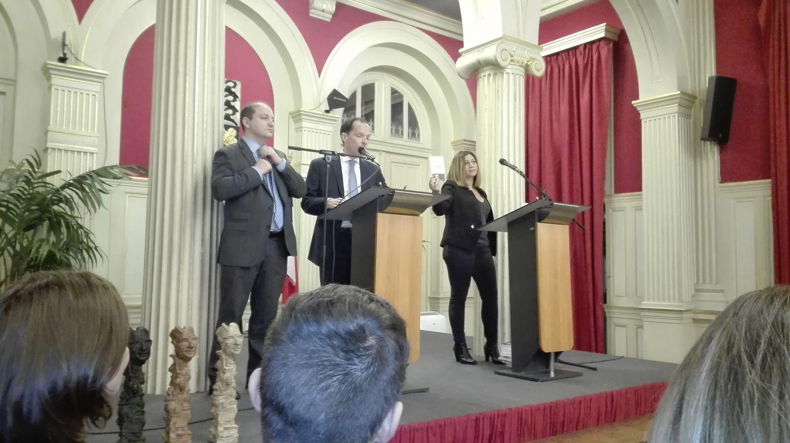 Prix Edgar Faure 2017 essais politiques