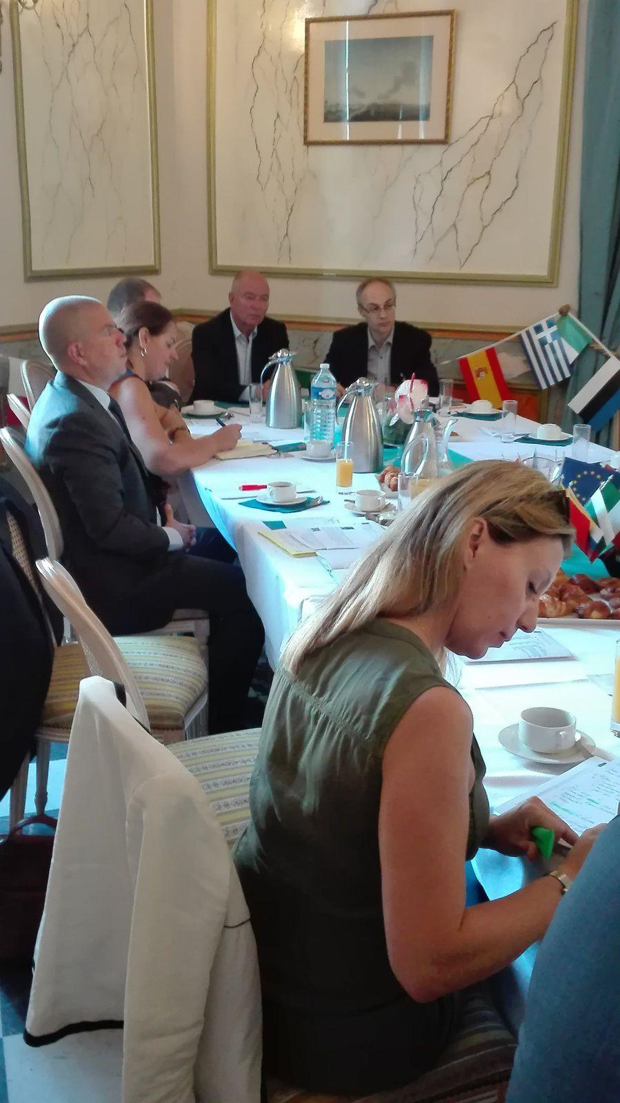 3 Juillet : PDJ  «IA, NBIC: de la convergence à la singularité, opportunités et défis pour la Défense»