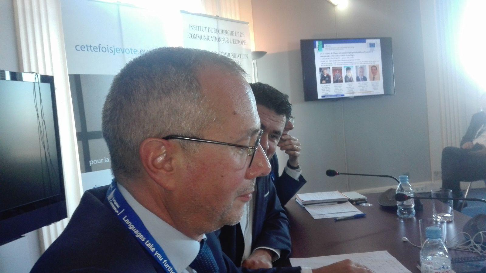 4 OCT : «Les enjeux de l'innovation numérique  pour la défense française et européenne,  entre souveraineté et partage»