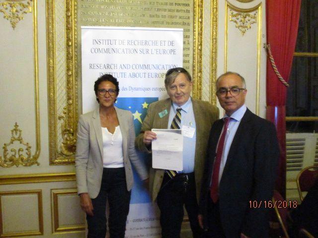 LANCEMENT DU CYCLE EUROPE - AFRIQUE AVEC LE MAROC : «L'interdépendance Maroc – Union européenne»