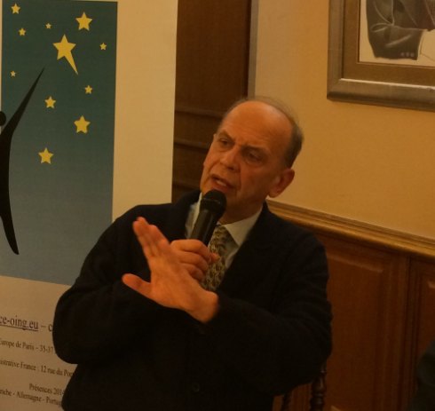 Vladimir FEDOROVSKI, écrivain, ancien diplomate