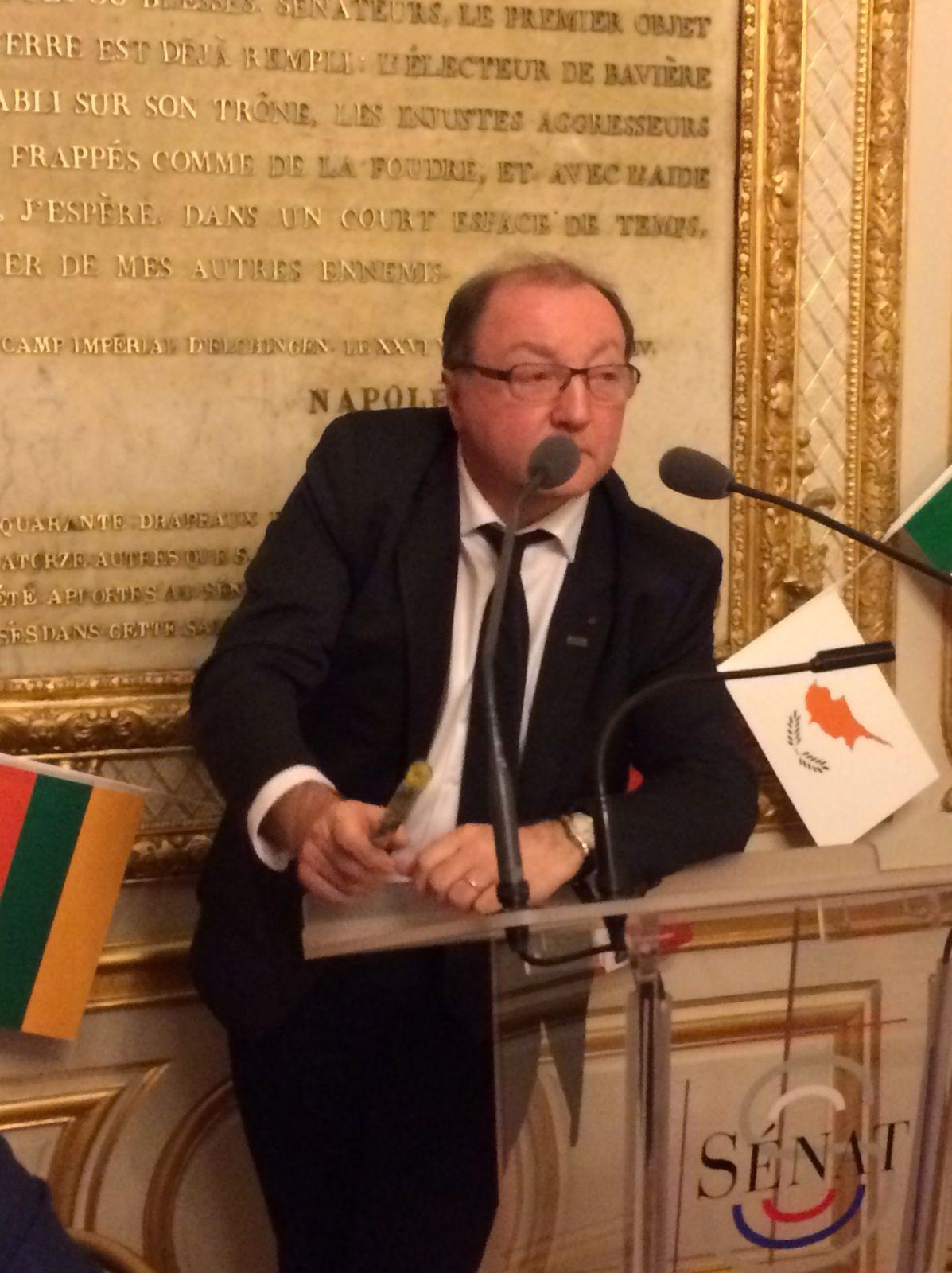 IGA Bruno SAINJON, Président de l'ONERA