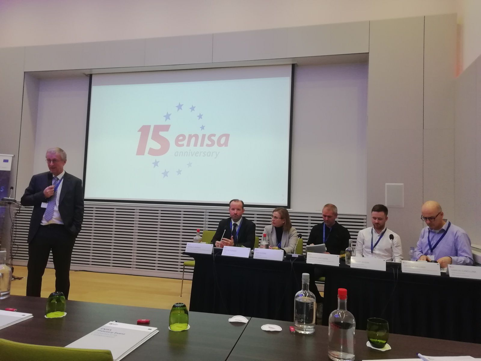 ENISA INDUSTRY EVENT