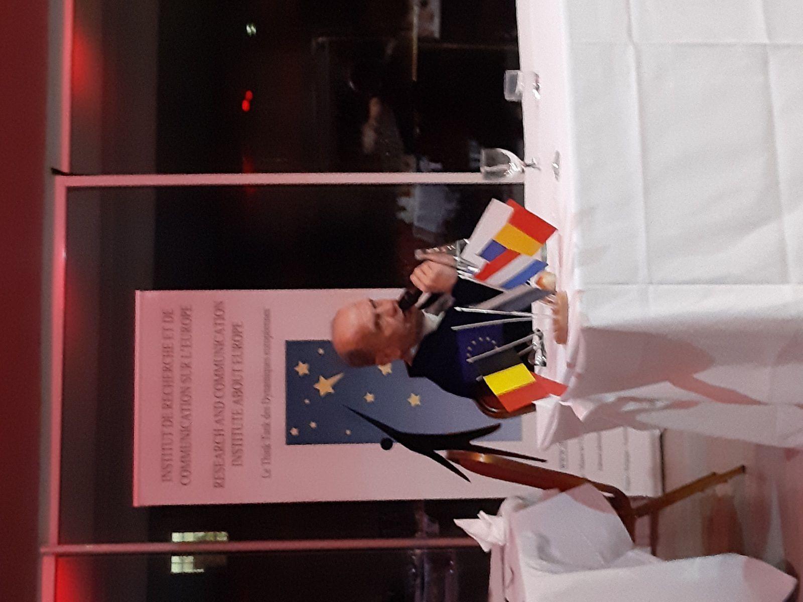 10 DEC - V. FEDOROVSKI - LE RETOUR DE L RUSSIE 30 ANS APRES LA CHUTE DU MUR DE BERLIN