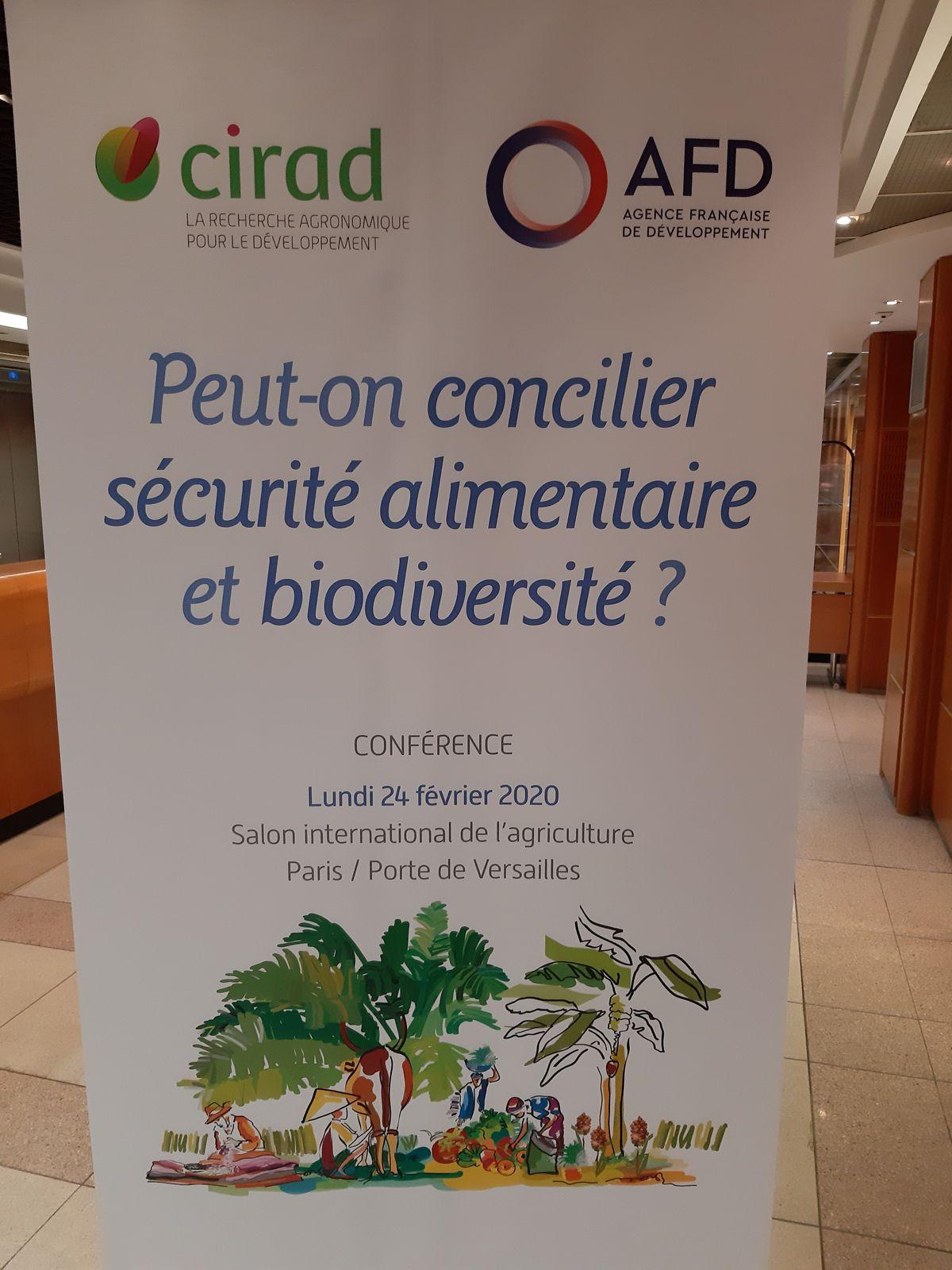 SALON DE L'AGRICULTURE 2020 :  BIEN ETRE ANIMAL, DECARBONATION, BIODIVERSITE  ET SECURITE ALIMENTAIRE