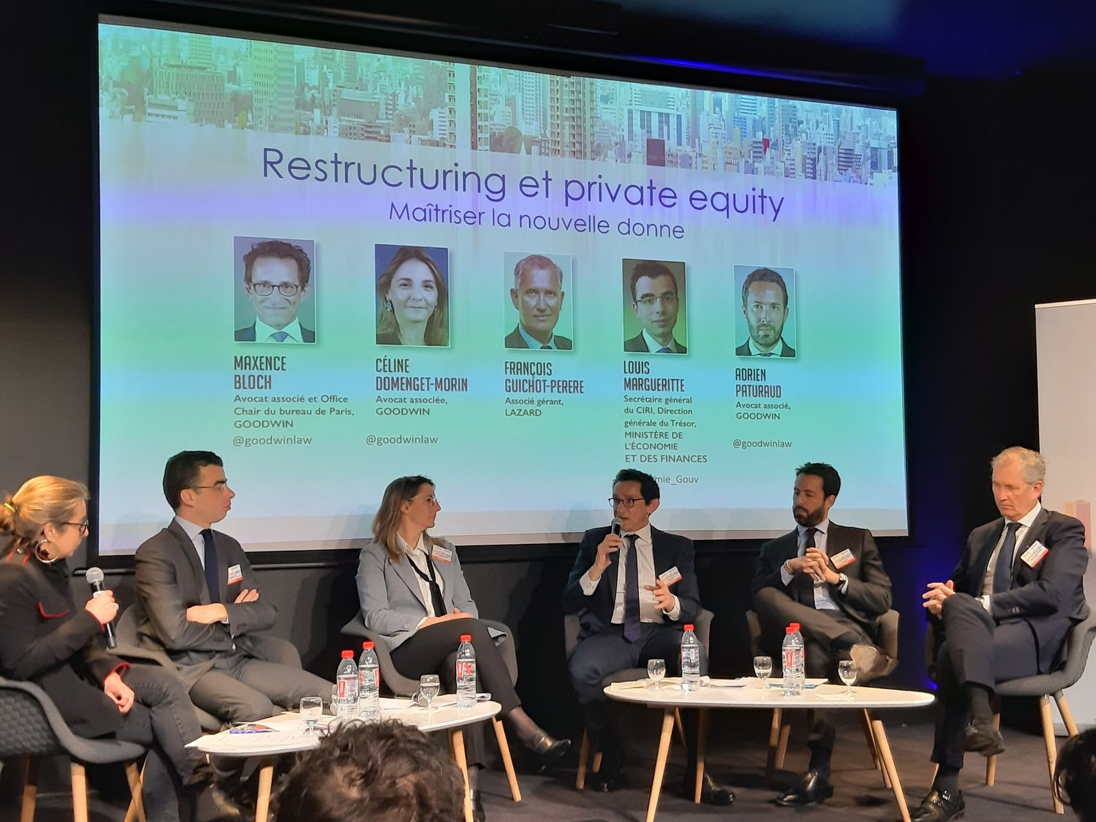 26 FEV : RESTRUCTURATION ET PRIVATE EQUITY : NOUVELLE DIRECTIVE EUROPEENNE