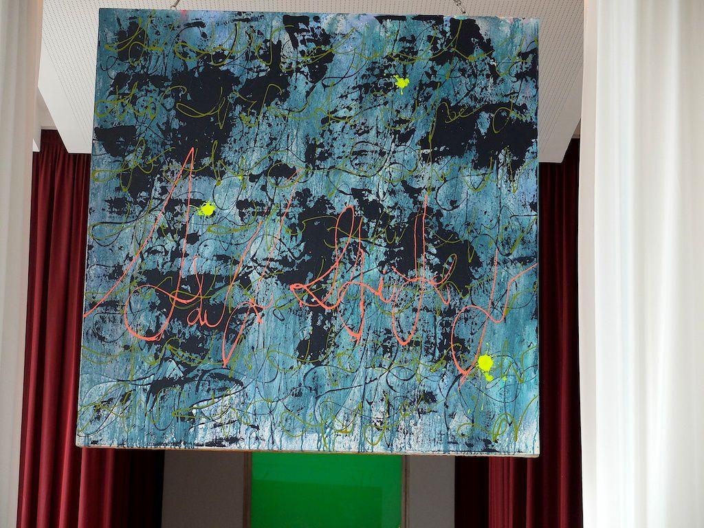 chris claisse-art contemporain-expo Maison Blanche