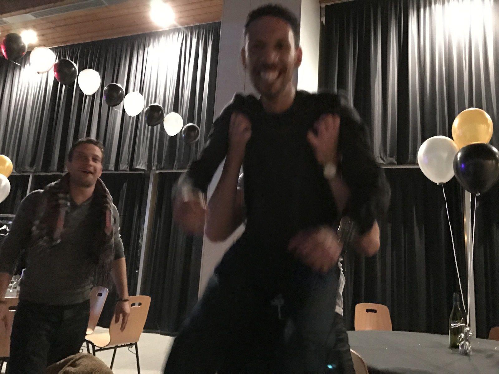 Album photo et vidéo de la soirée cocktail du CE janvier 2017