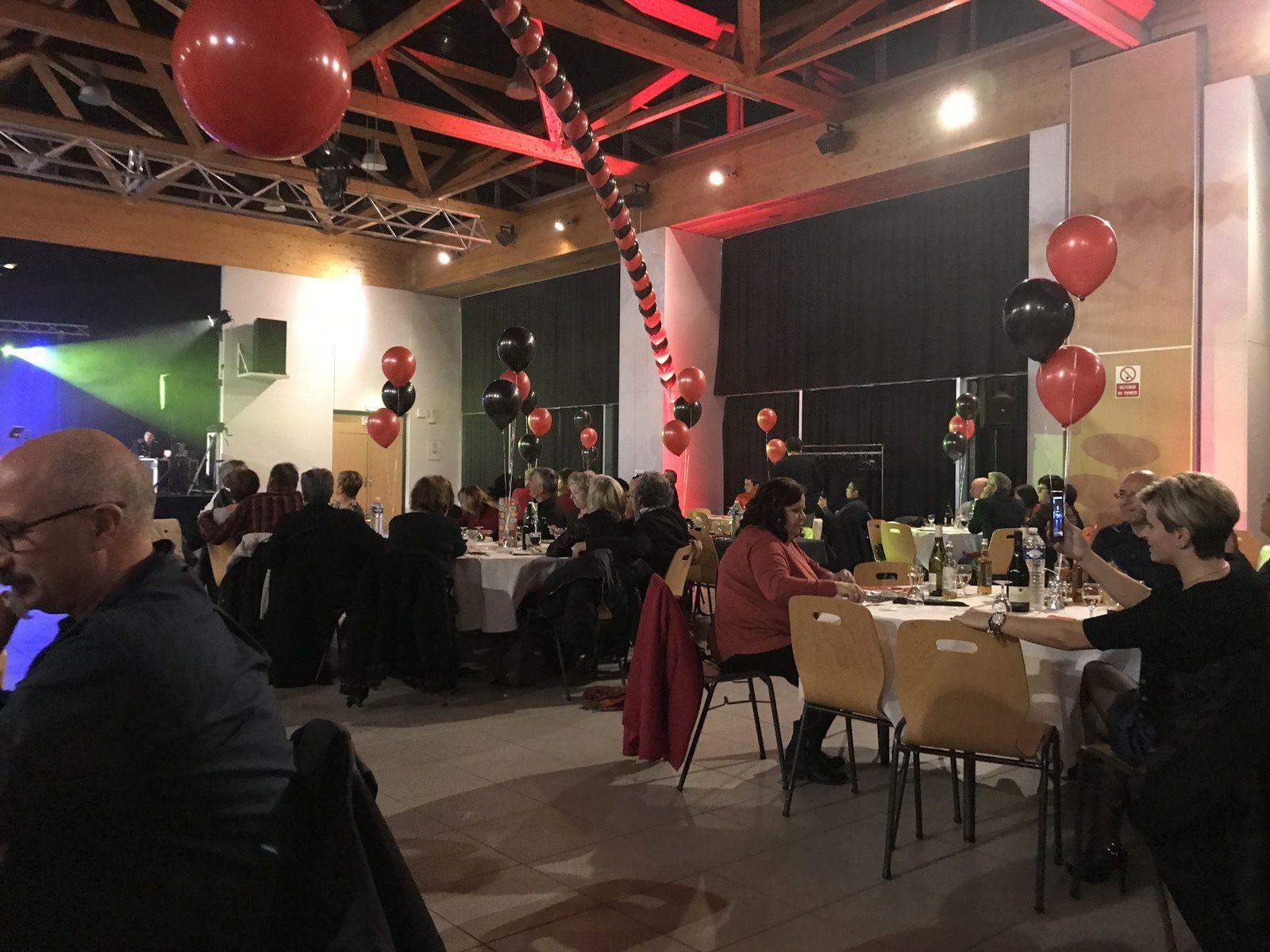 Album photo et vidéo de la soirée cocktail du CE 2018