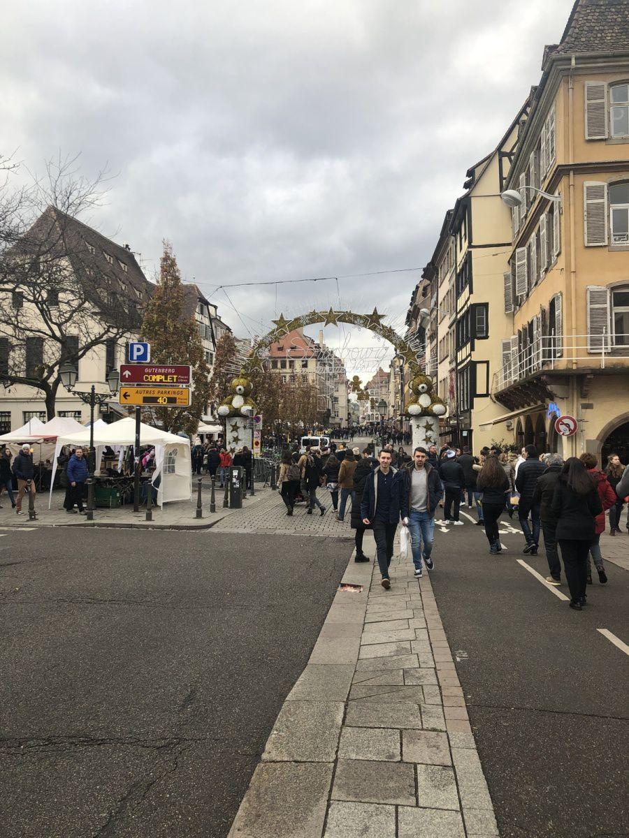 Marché de noël 🎄 de Strasbourg 2018