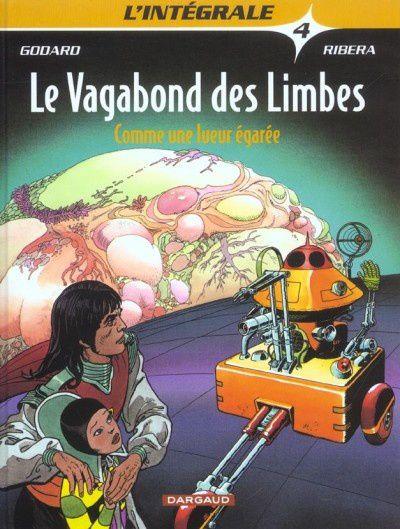 vagabond des limbes - integrale tome quatre - albums bd - compilations - godard & ribera