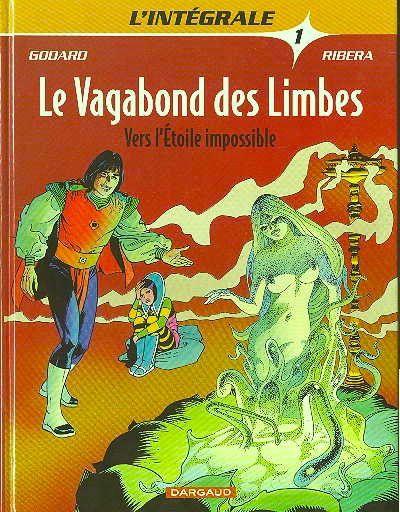 vagabond des limbes - integrale 1 - albums bd - compilations - godard & ribera
