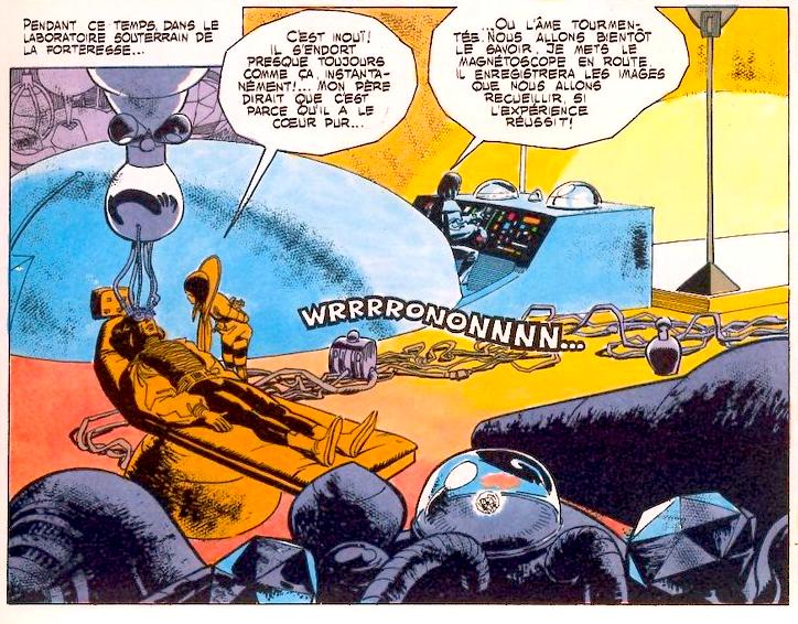 Axle Munshine vu par le prisme de la Metaphysique