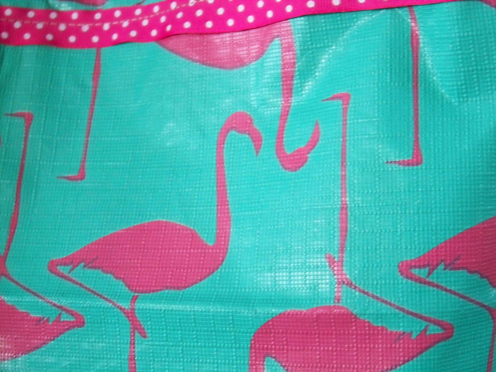 Le sac flamants roses  ou la couture pour les nulles !