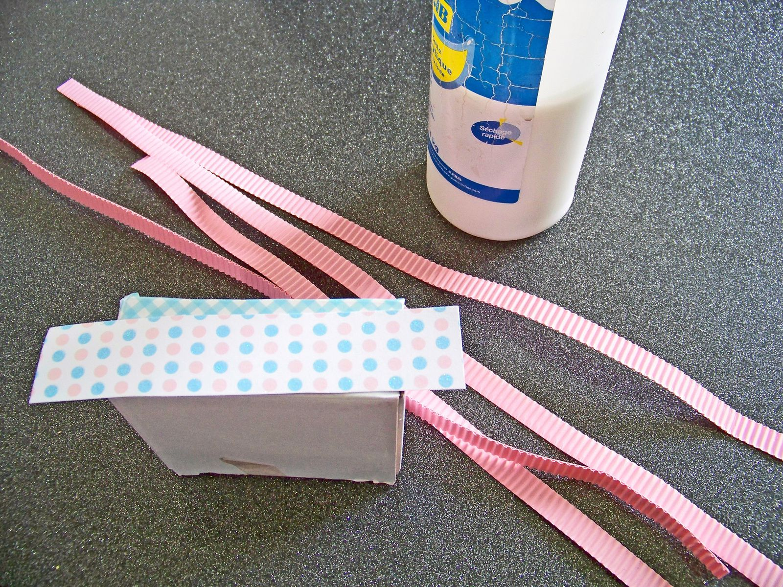Une cage en papier le  DIY Fête des mères !