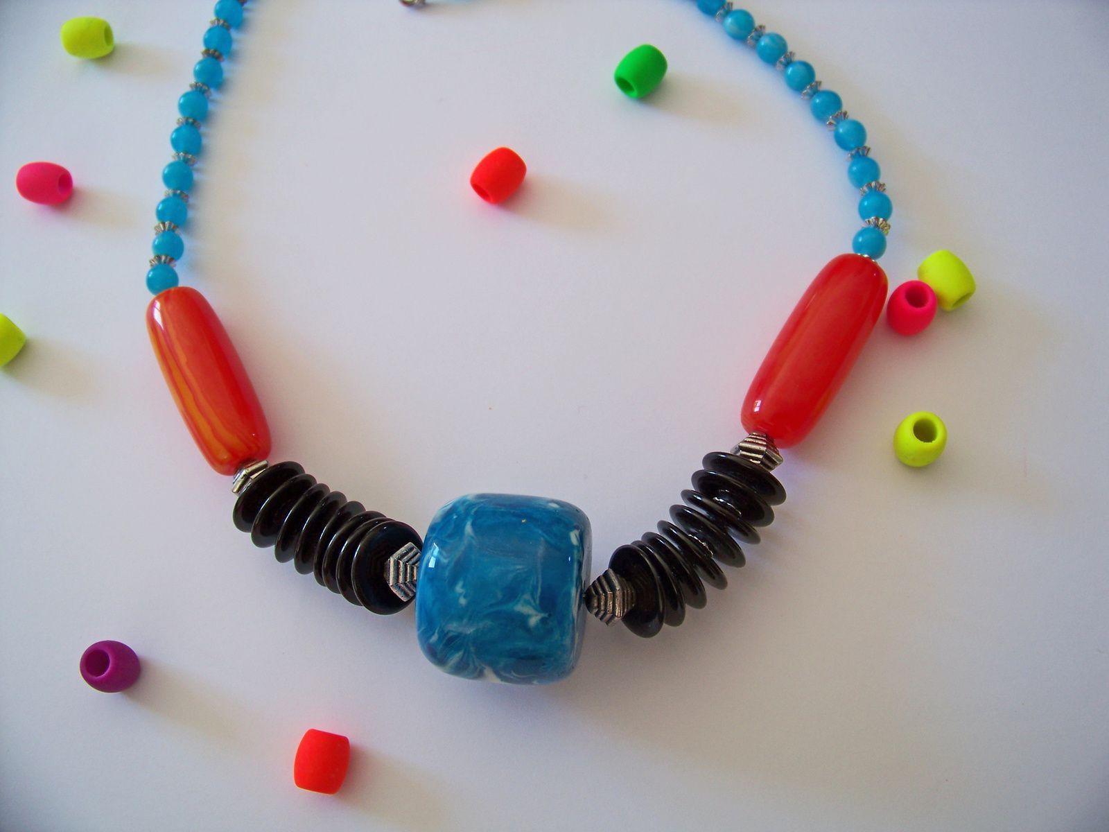 Le collier de l'été !