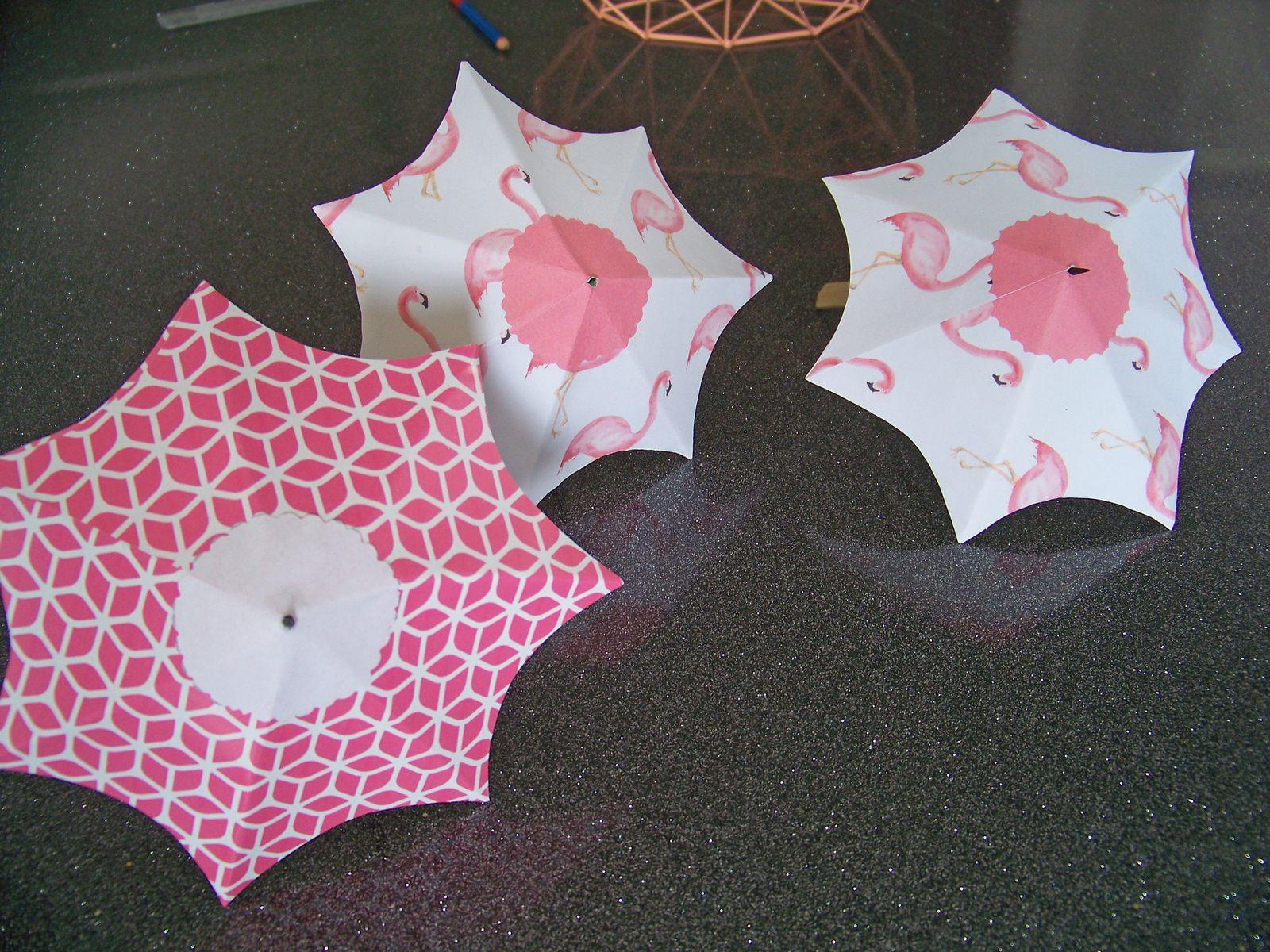 DIY: Les ombrelles à cocktails !!