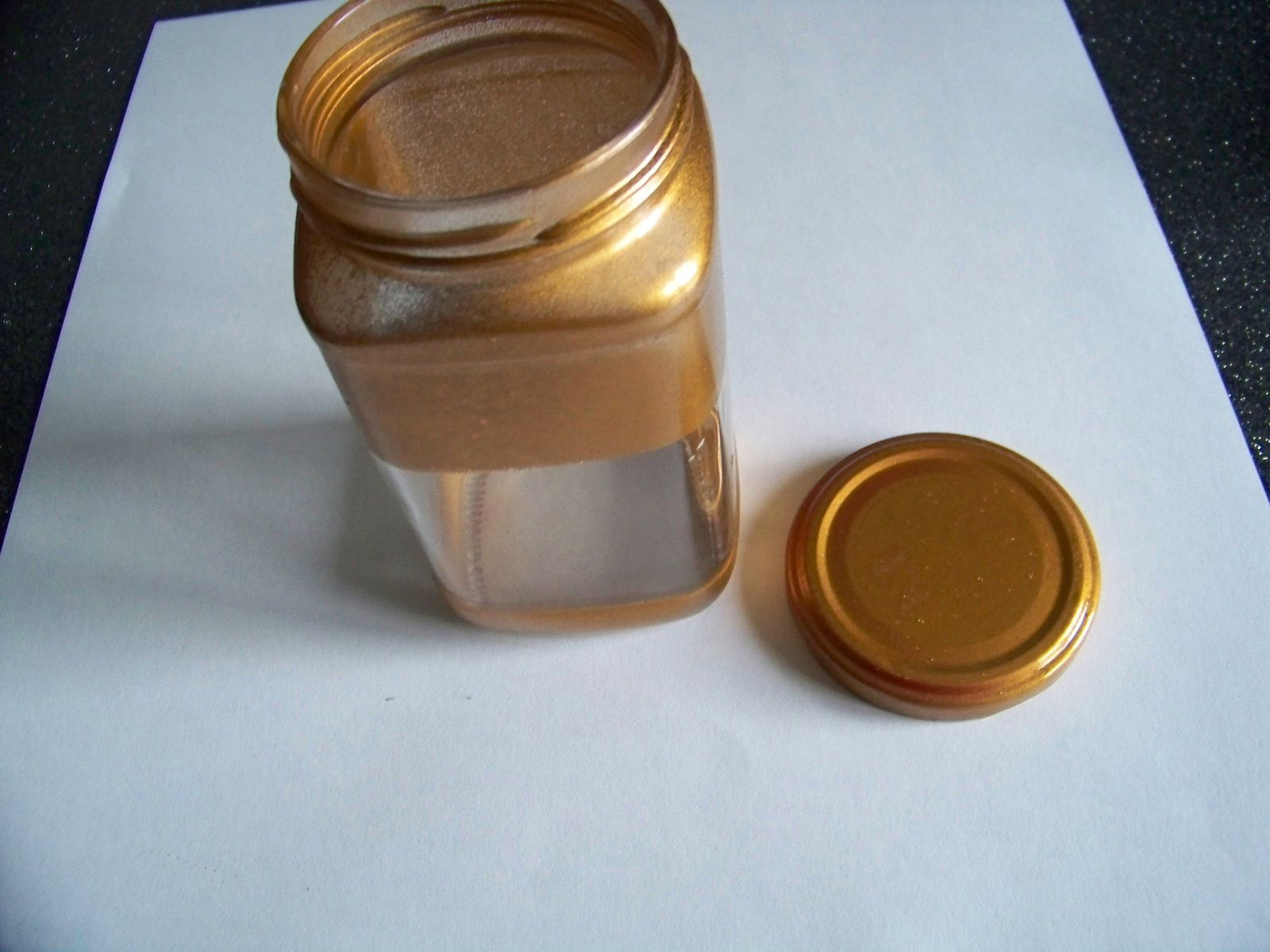 DIY:un distributeur de savon couleur cuivre
