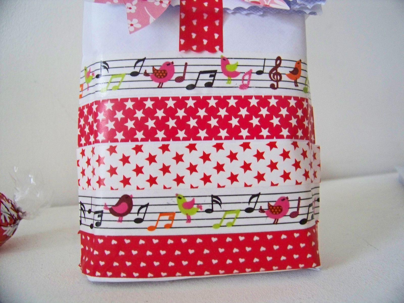 Faire des berlingots avec de simples enveloppes !