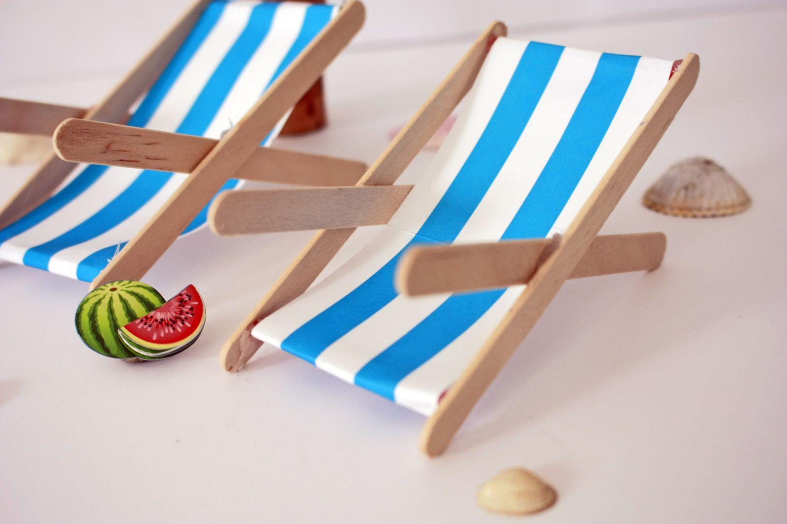 Le style bord de mer pour table d'été !