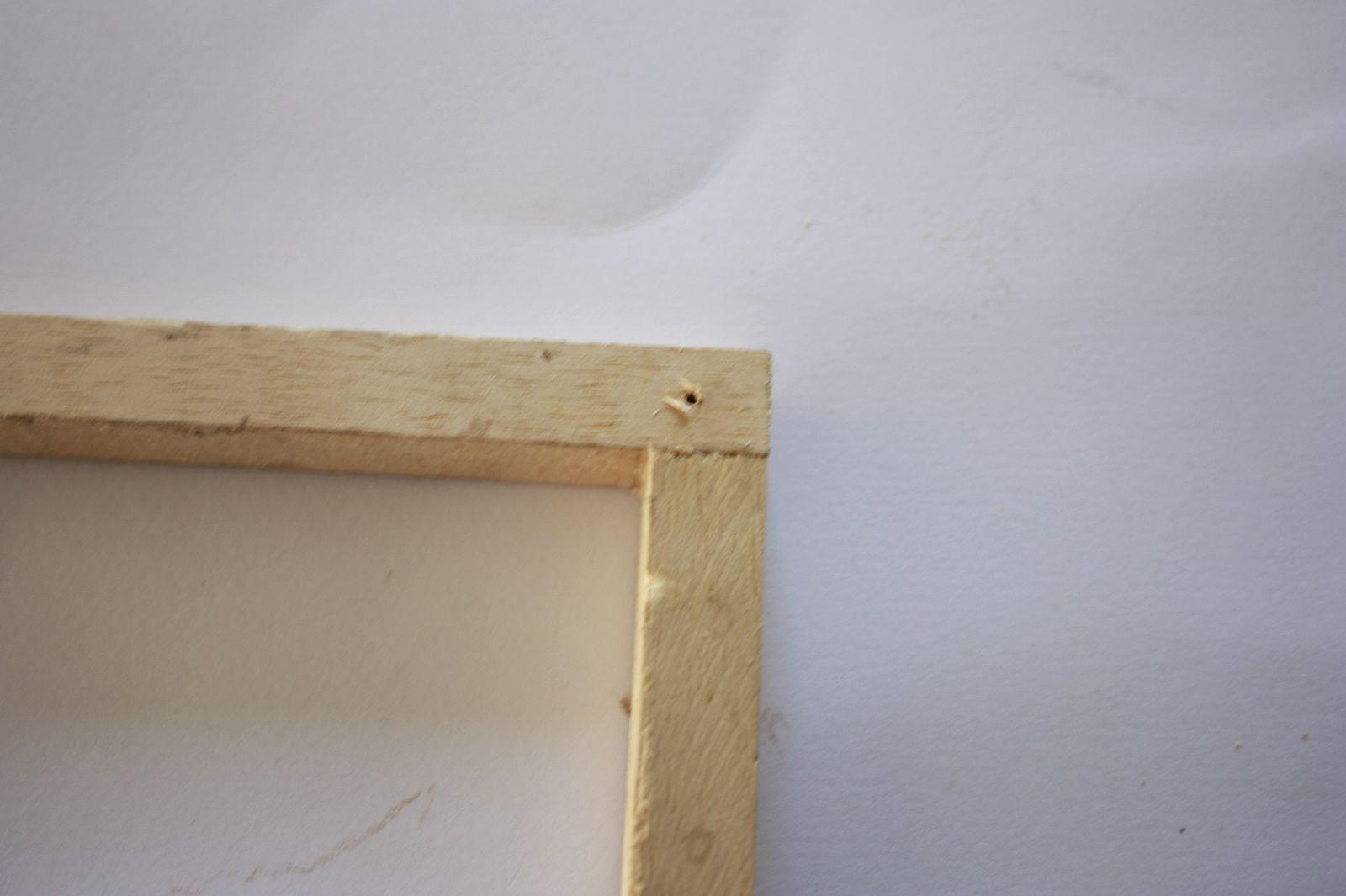 Diy : un  porte plante en bois !