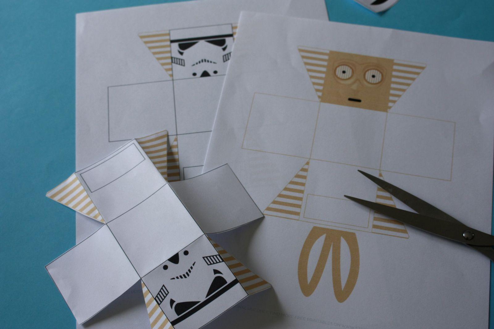 """Pâques version """"Star Wars """" : DIY"""