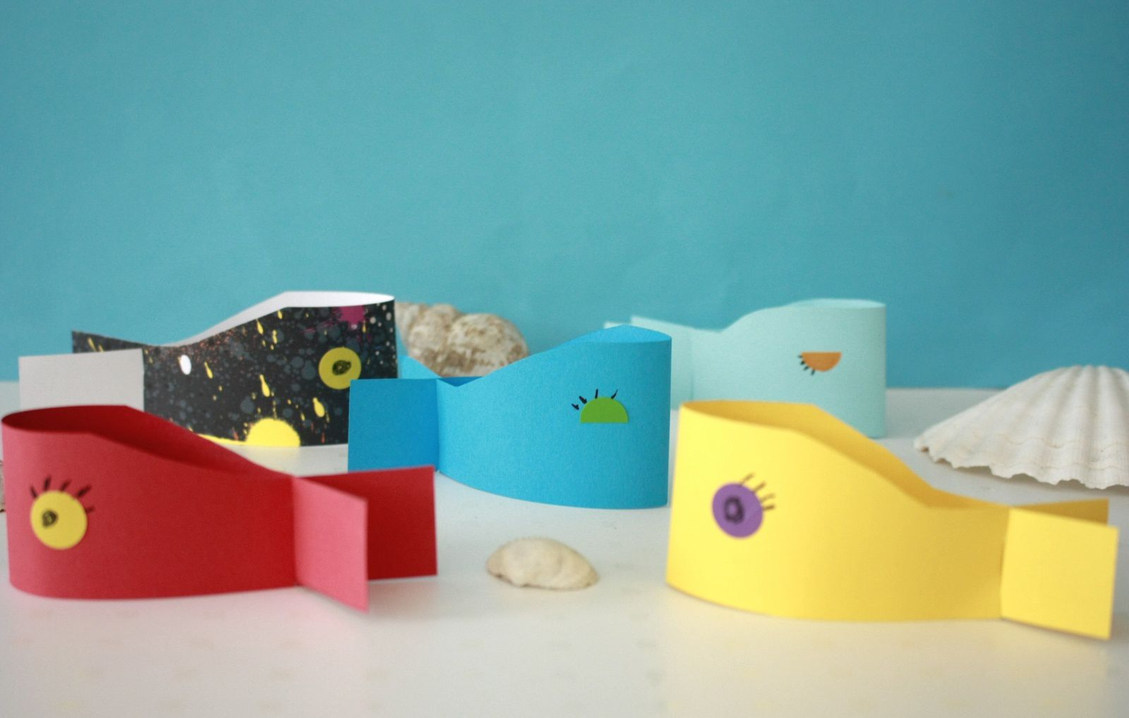 Poissons d'Avril  :DIY simplissime !!