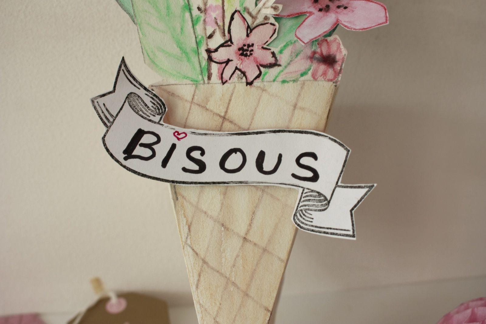 """Faire une boîte cadeau """"bouquet"""" le DIY !"""