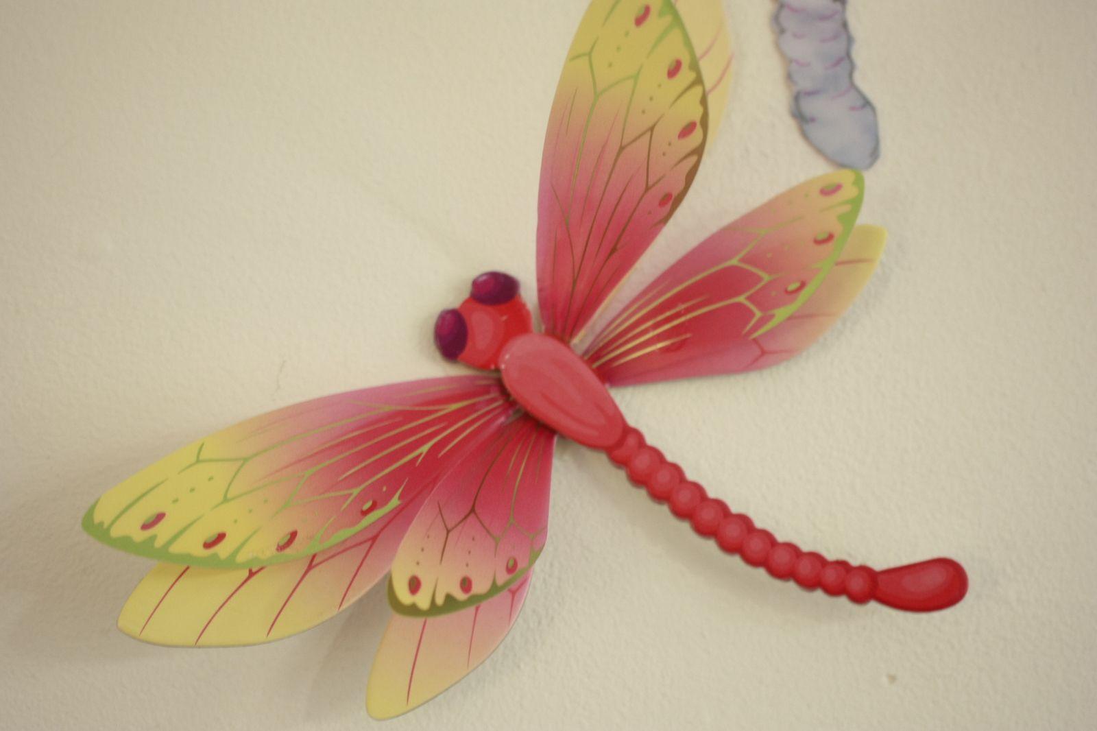 Fabriquer des libellules en papier : diy kids  spécial confinement !!