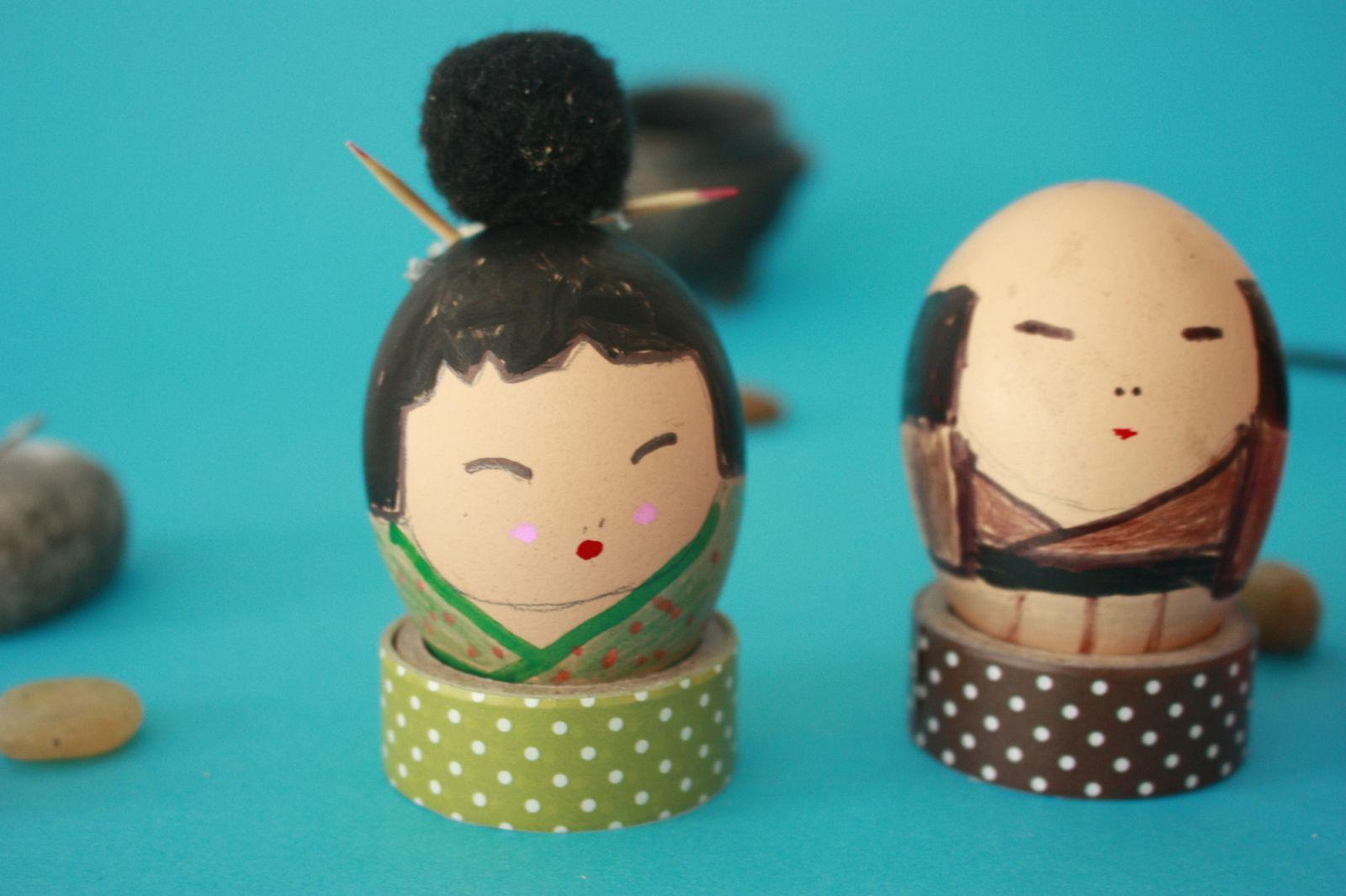 Pâques s'inspire du japon !