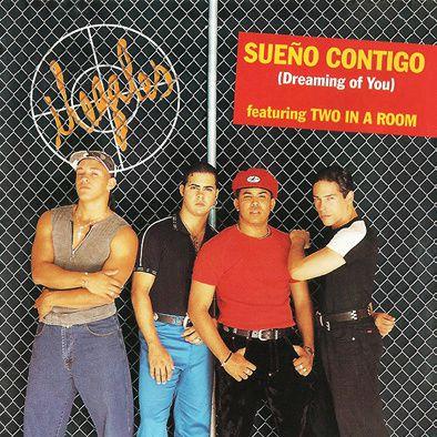 ILEGALES FEAT. TWO IN A ROOM - SUEÑO CONTIGO (DREAMING OF YOU) - MAXI - 1996
