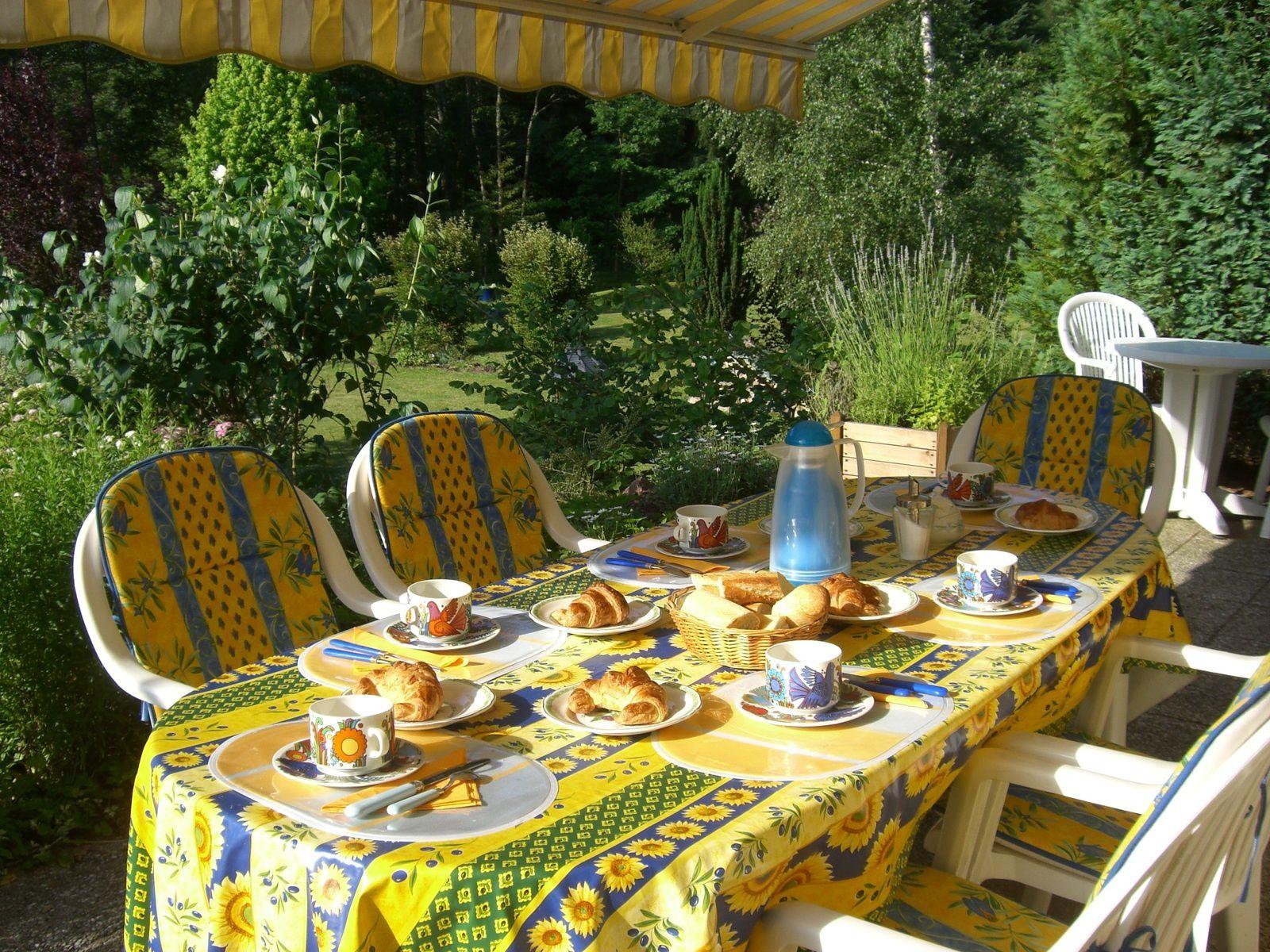 Entre Alsace et Vosges chambres et table d'hôtes de charme (présentation et tarifs)