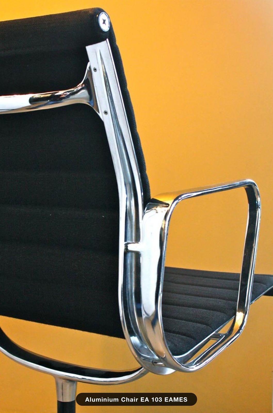 Aluminium Chair EA 103 EAMES (vendu)