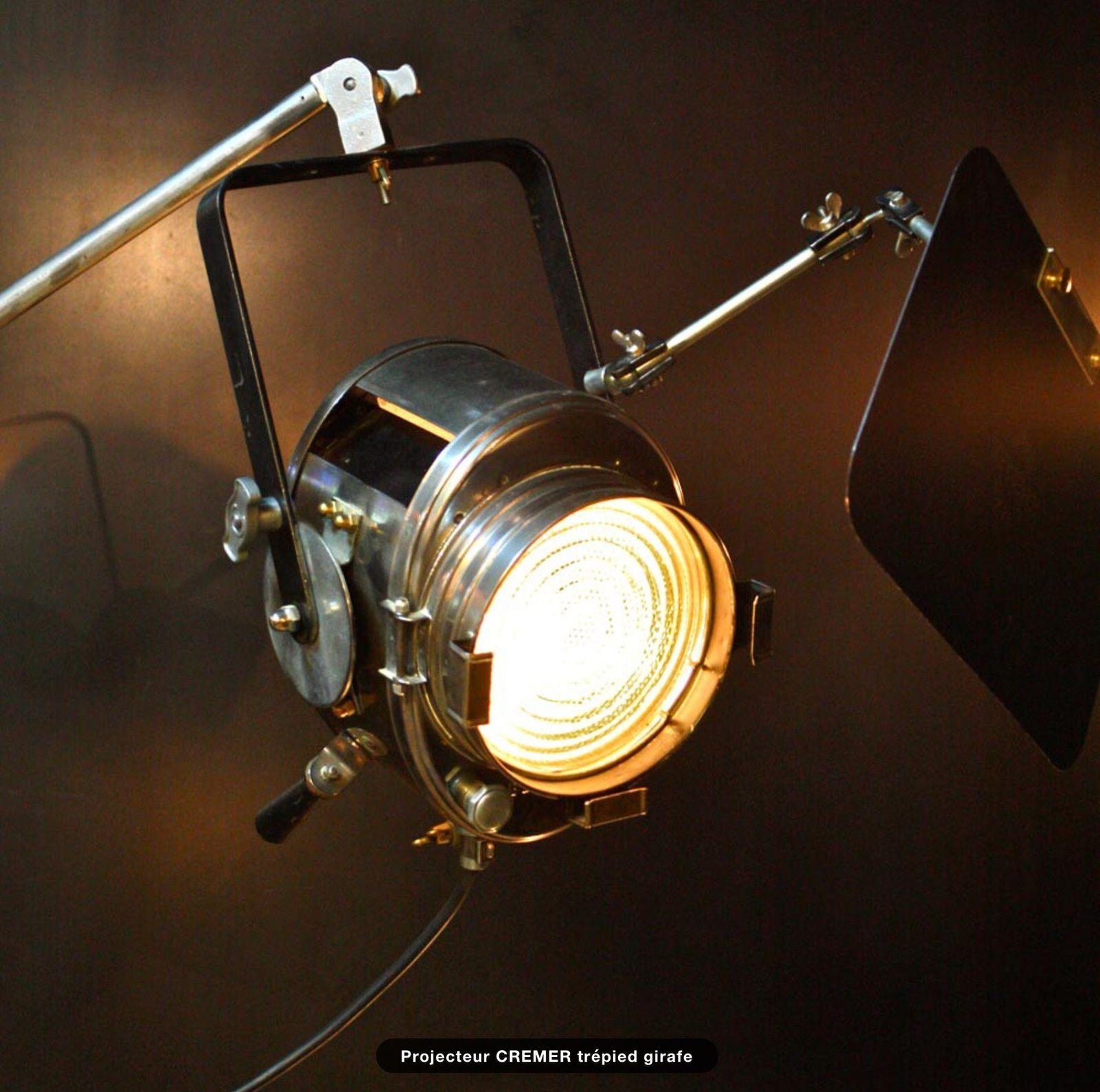 Projecteur Cremer 500w