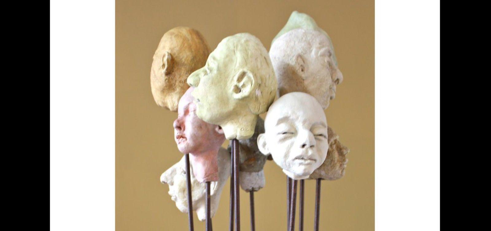 "Sculpture ""arbre de vie"""