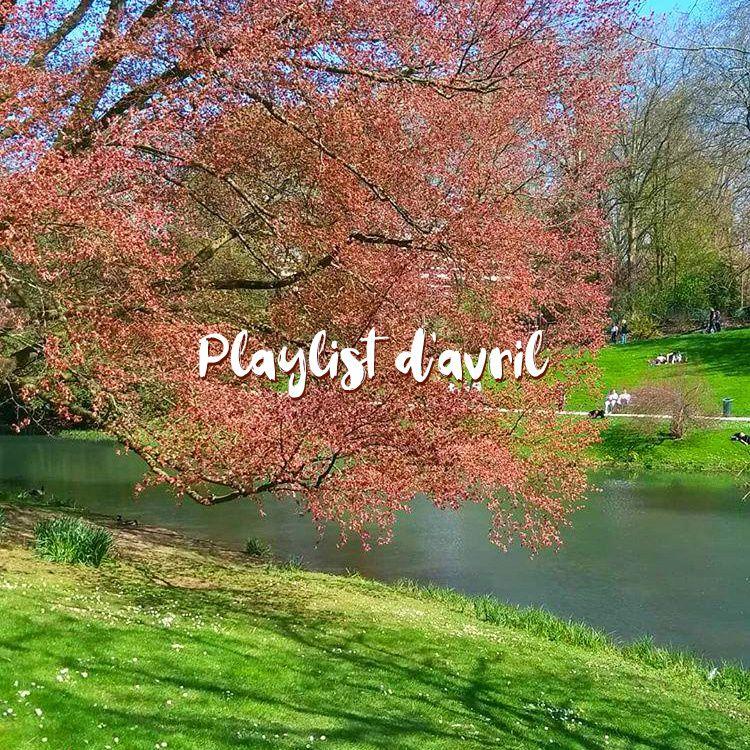 Playlist de printemps
