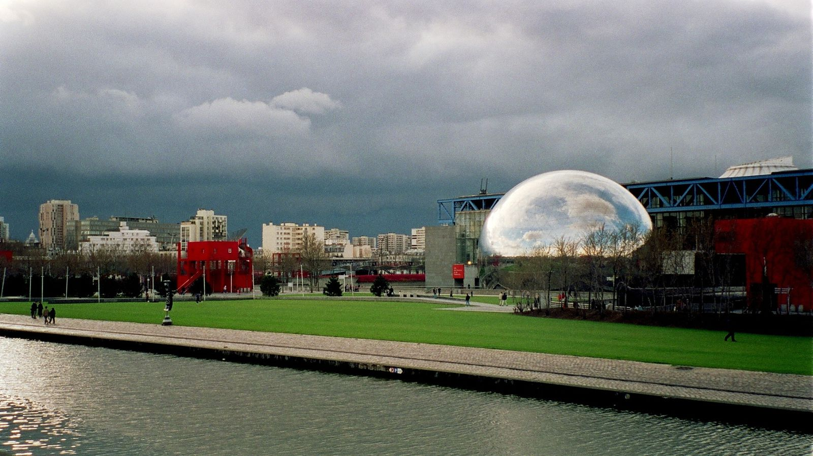 Paris - La géode