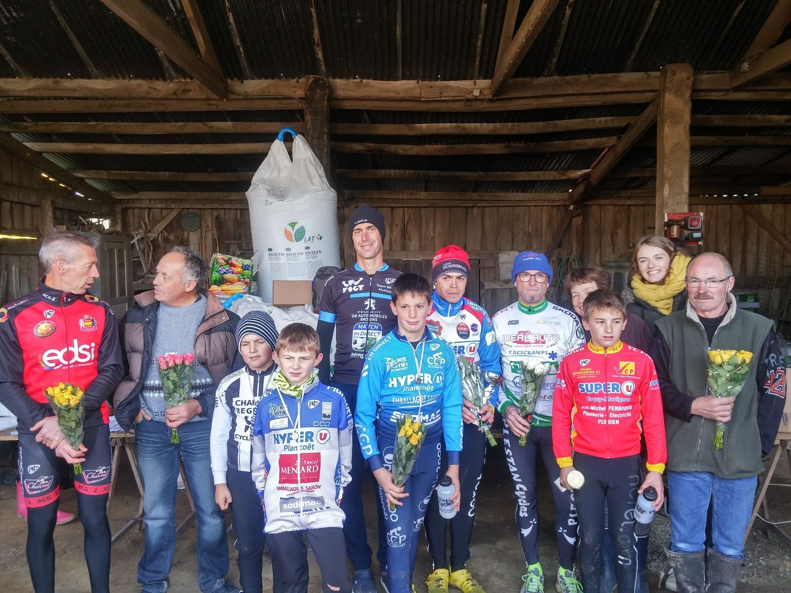 Résultats cyclo-cross PLEVEN