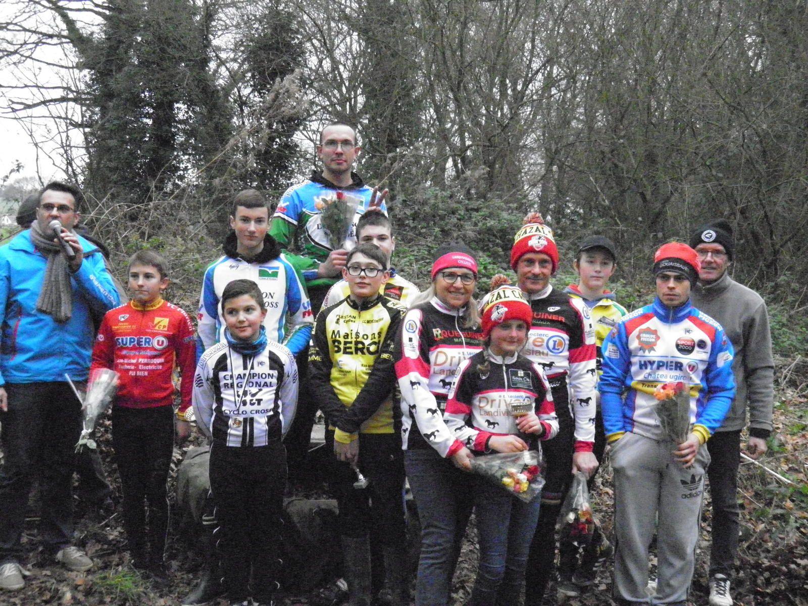 Résultats cyclo-cross HENANSAL