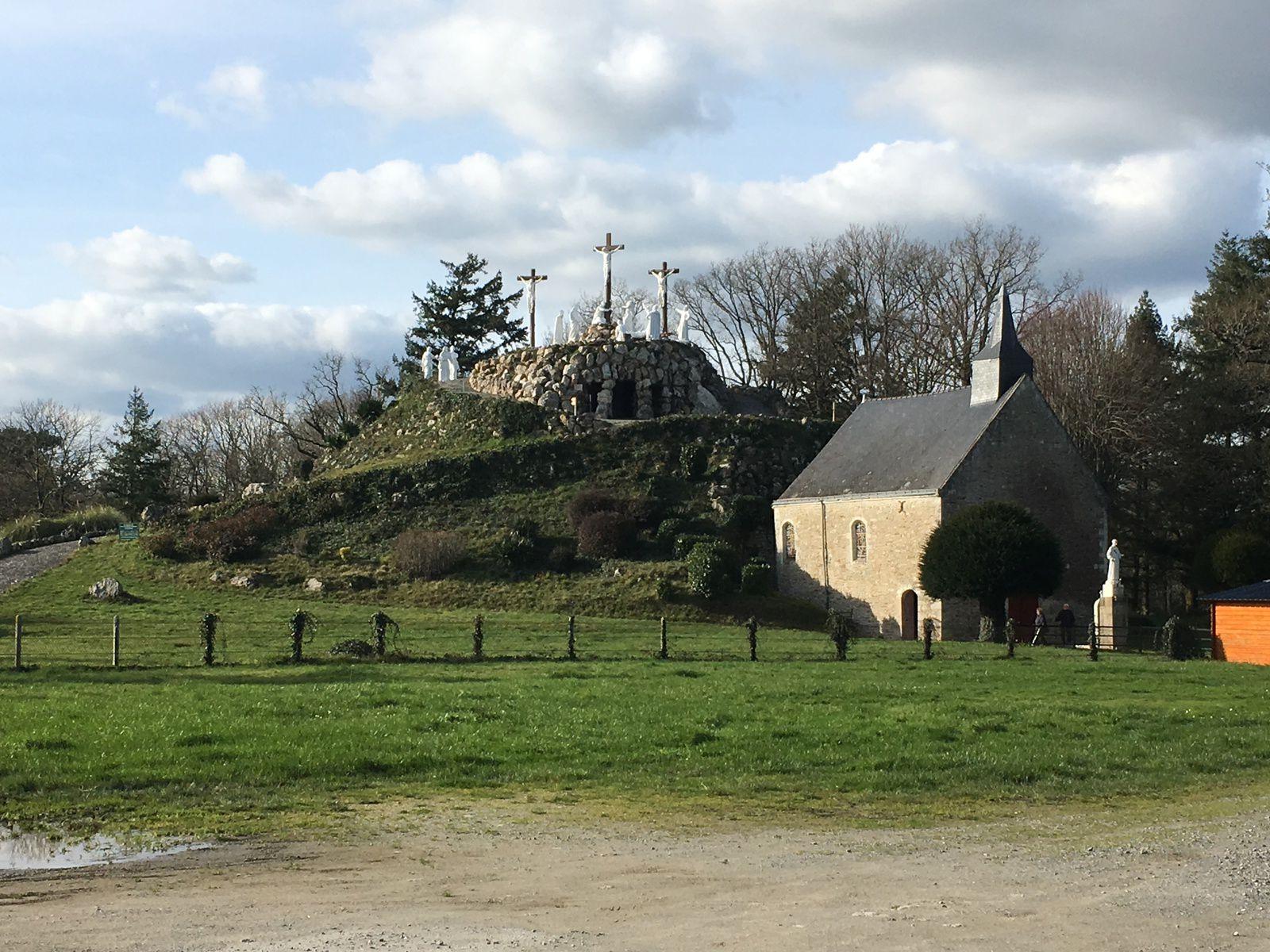 Calvaire de Pontchâteau (Terre Sainte en Bretagne)