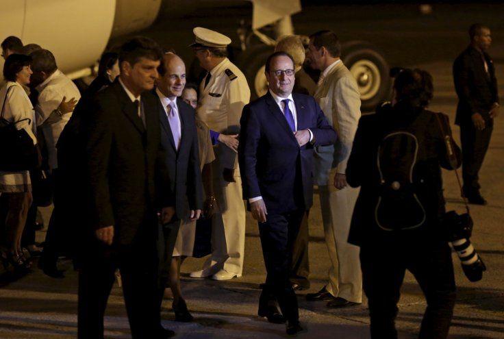 Photo: Enrique De La Osa/Reuters