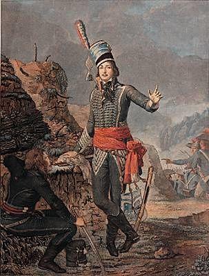Marceau ou la jeunesse révolutionnaire flamboyante