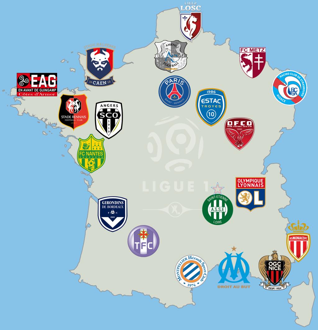Quand la Ligue 1 s'embourgeoise