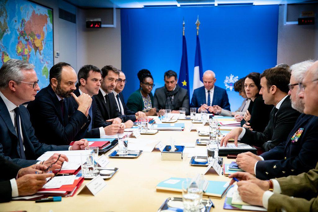 Photo: Flickr/Présidence de la République
