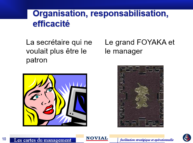 Le Grand FOYAKA et le Manager