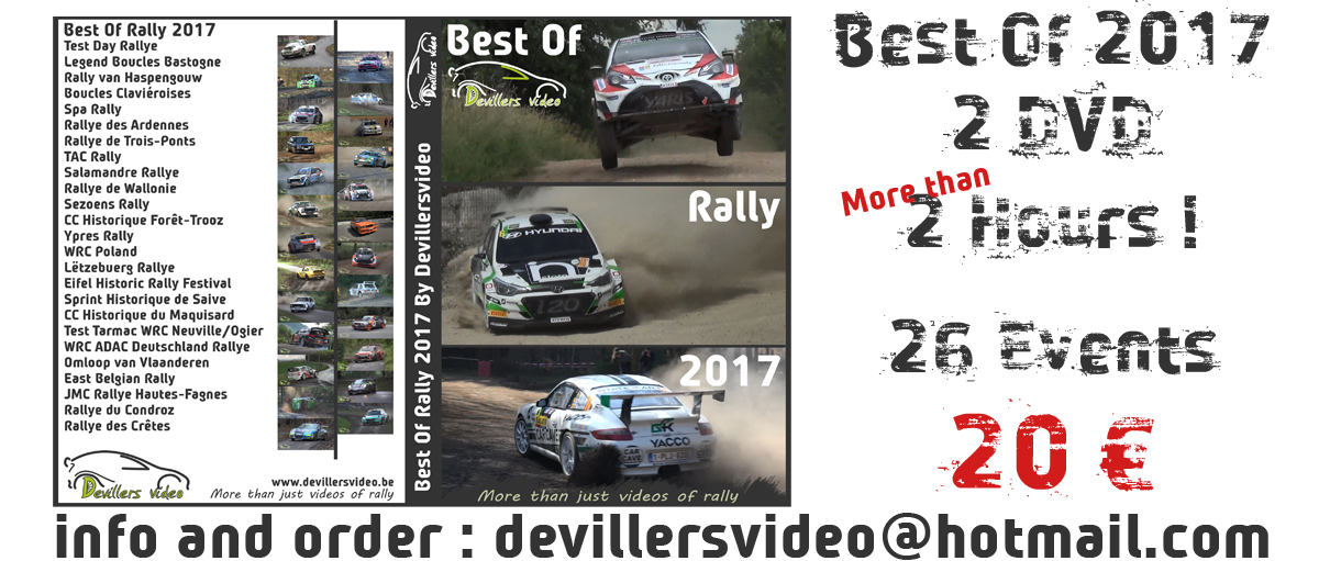 Best Of Rally 2017